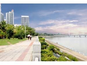 陵水河带状公园项目