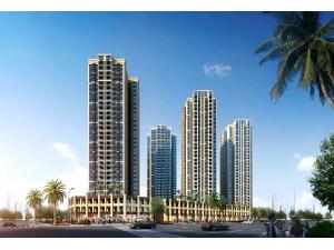 海口市博义、盐灶、八灶片区棚户区(城中村)改造项目-Z05地块.