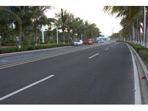 海口美丽沙环岛路及五西路排水沟项目