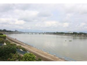 陵河带状公园南北两岸绿化亚博体育app官方下载ios